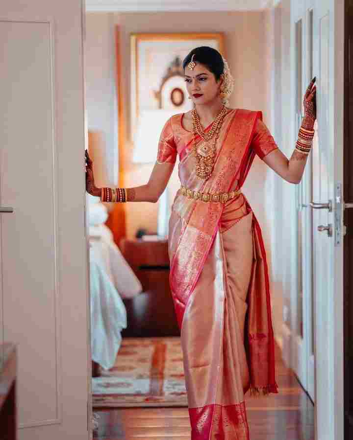 millennial brides | kanjivaram sarees