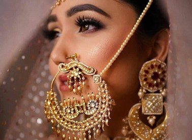 Stunning Nath for Indian brides