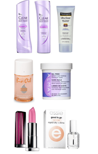 Best Drugstore Beauty Buys