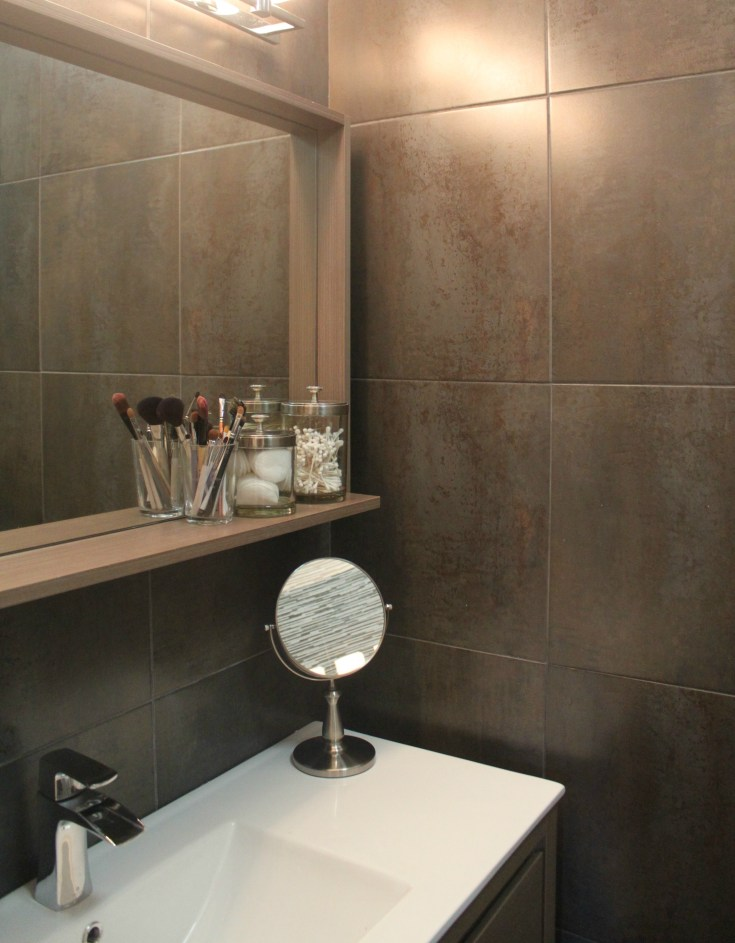 wit & whimsy I bathroom styling