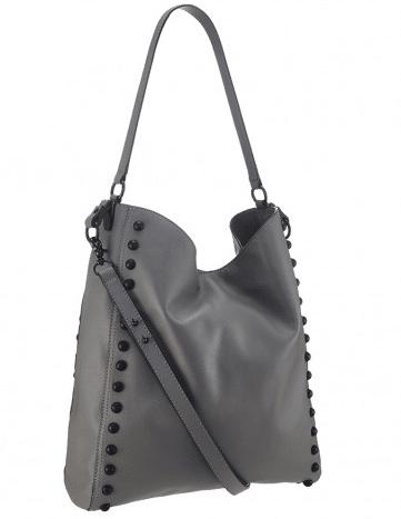Loeffler Randall Studded Hobo Bag