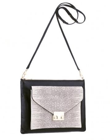 Loeffler Randall Double Flat Bag