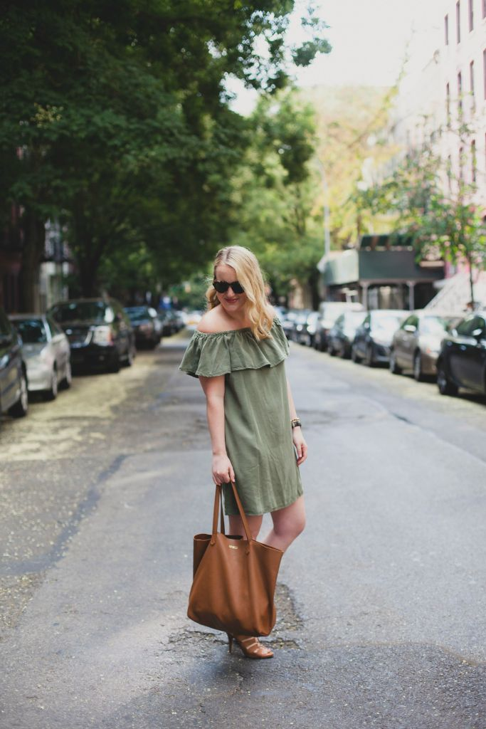 olive + cognac I wit & whimsy