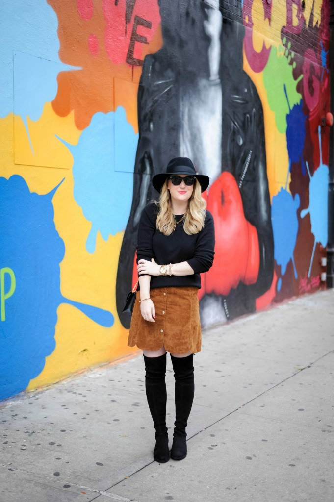 Fall Style in Noho I wit & whimsy