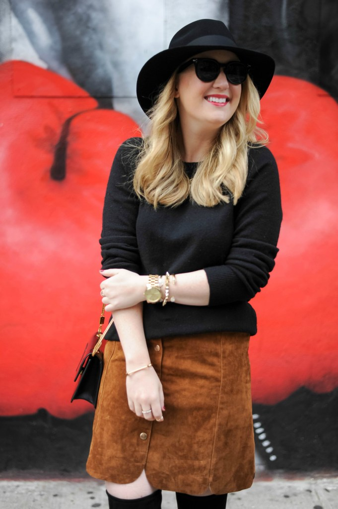 Meghan Donovan I Fall Style I wit & whimsy
