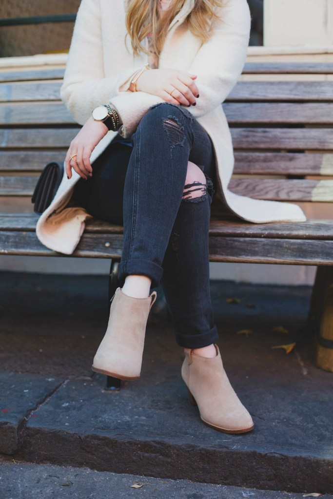 Winter Neutrals I Rag & Bone Jeans I wit & whimsy