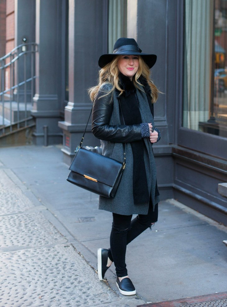 wit & whimsy winter street style