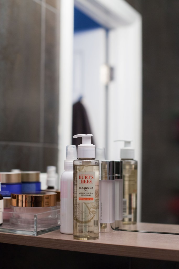 One Blogger's Nighttime Skincare Routine I step by step