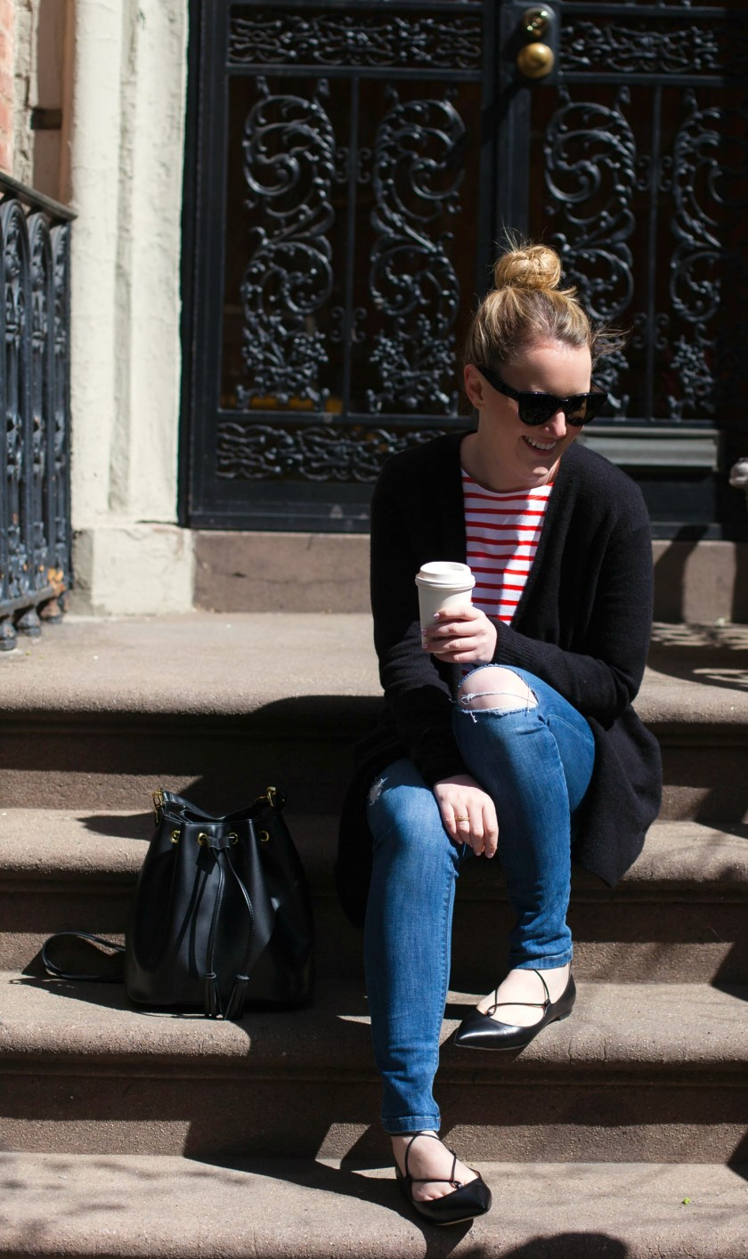 Meghan Donovan I weekend casual outfit