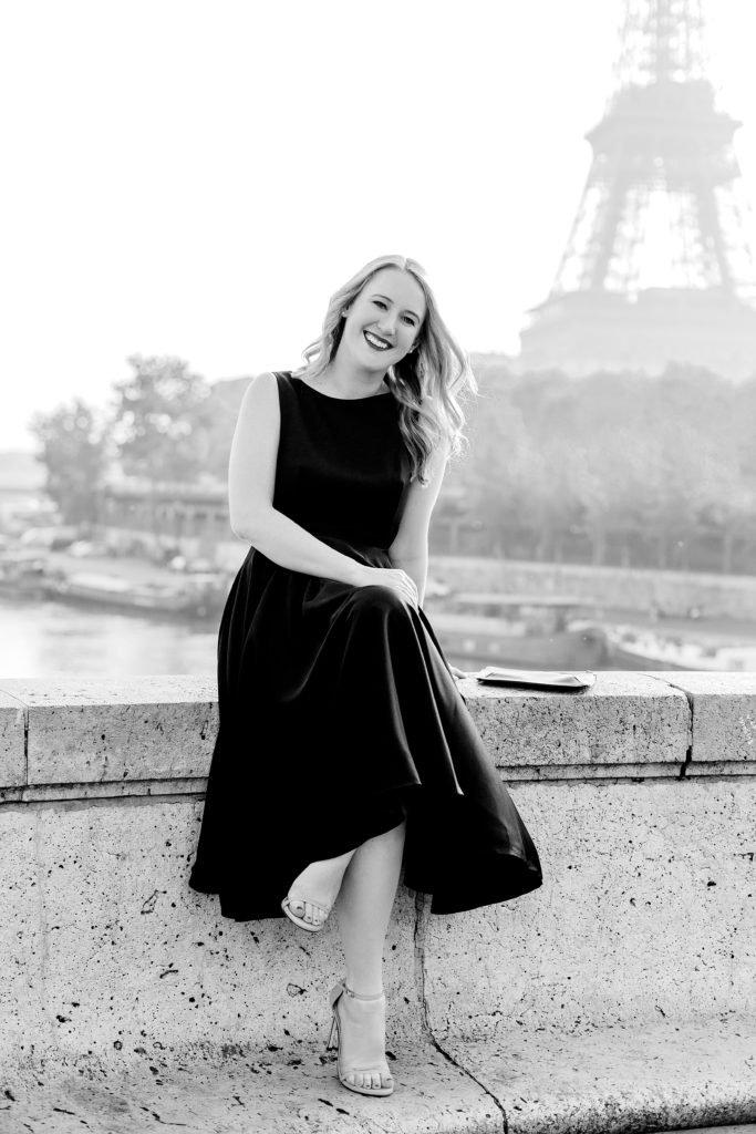 Meghan Donovan in Paris