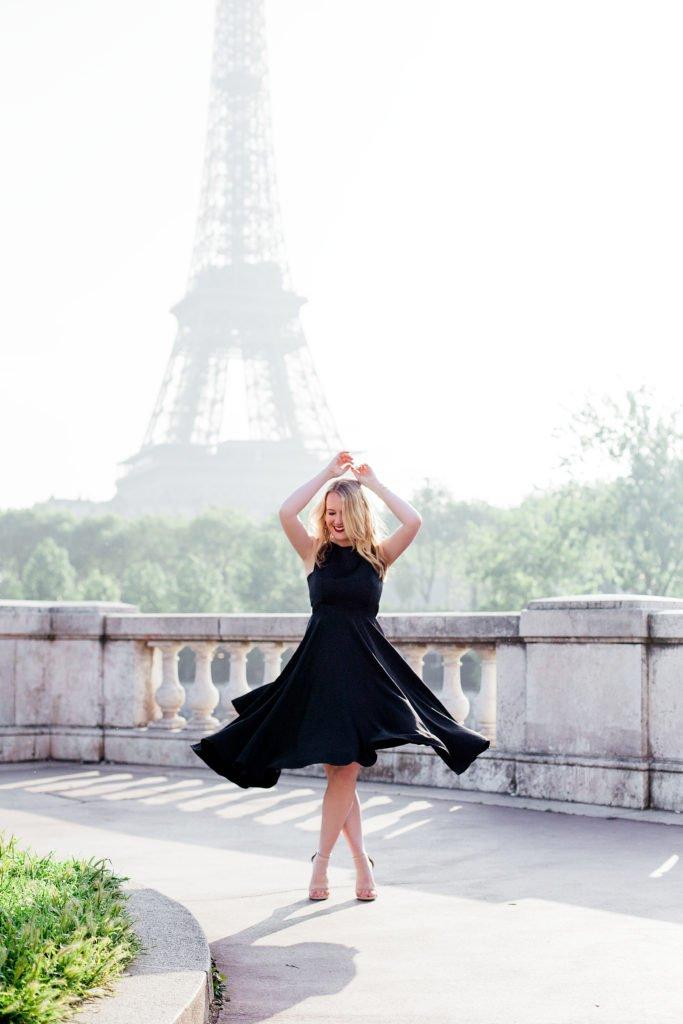 Parisian Twirl