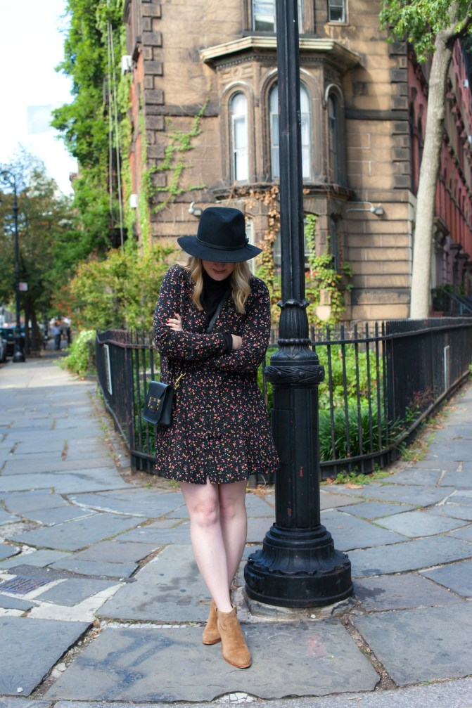 Madewell x Sezane Shirtdress