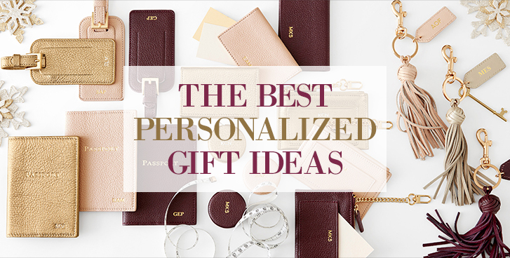 Great Personalized Gift Ideas
