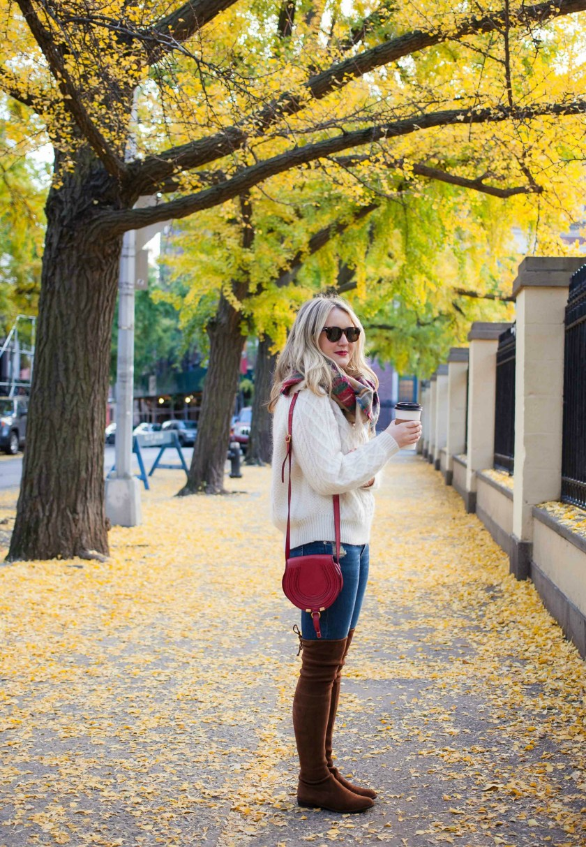 Classic Fall Style I Lifestyle blogger Meghan Donovan of wit & whimsy