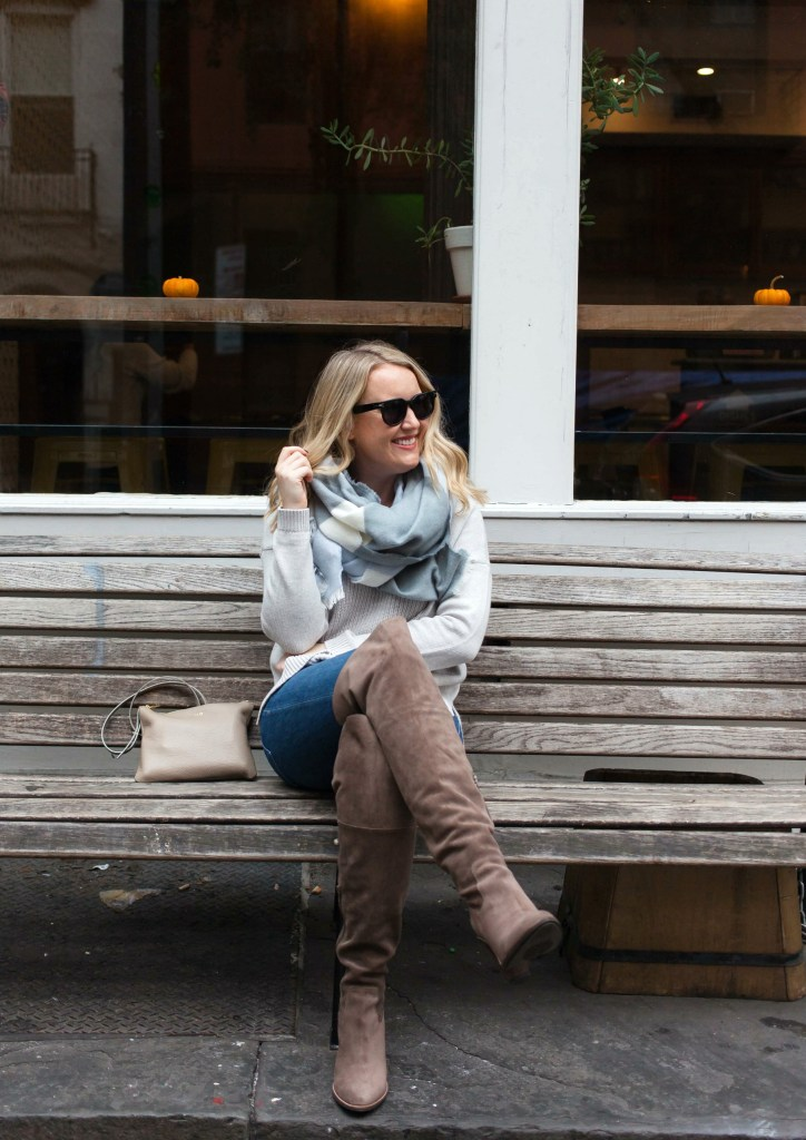 Shades of Gray on wit & whimsy lifestyle blogger Meghan Donovan