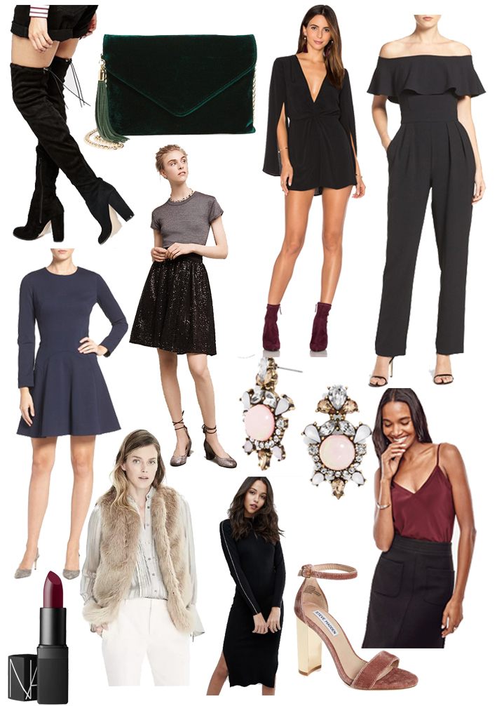 Formal Holiday Looks on a Budget