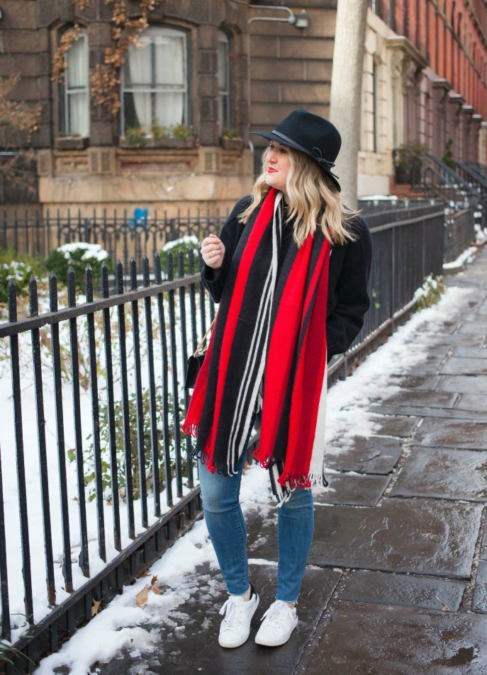 Easy Winter Weekend Style