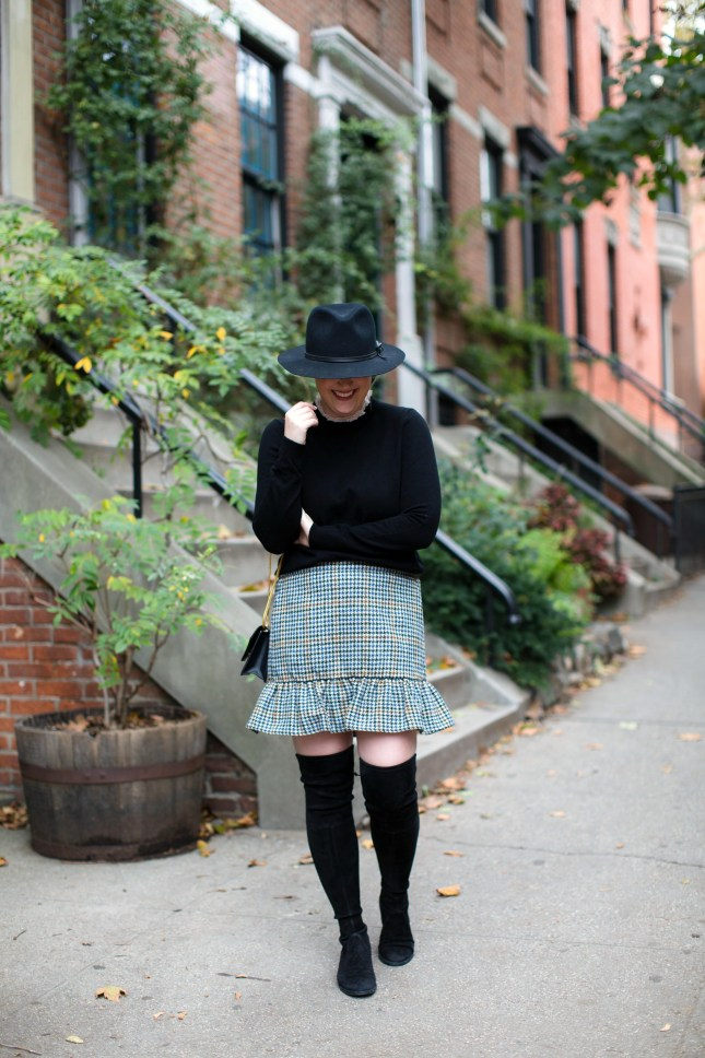 Fall Style on Meghan Donovan of wit & whimsy
