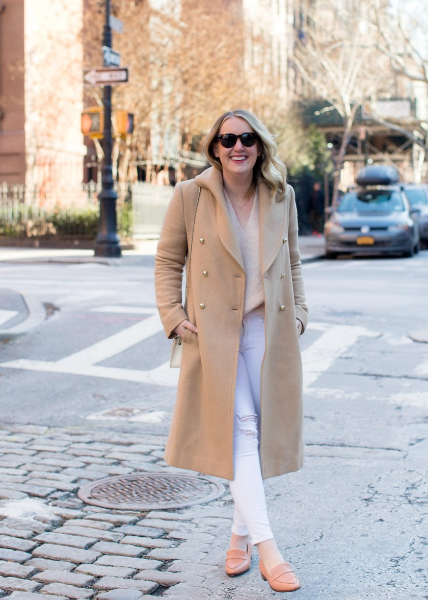 Winter Neutrals on Meghan Donovan of wit & whimsy
