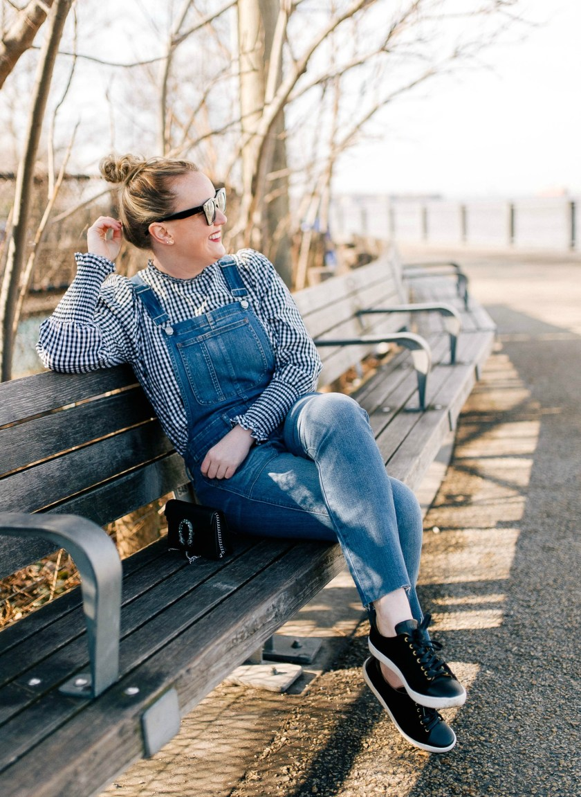 Styling Overalls I wit & whimsy