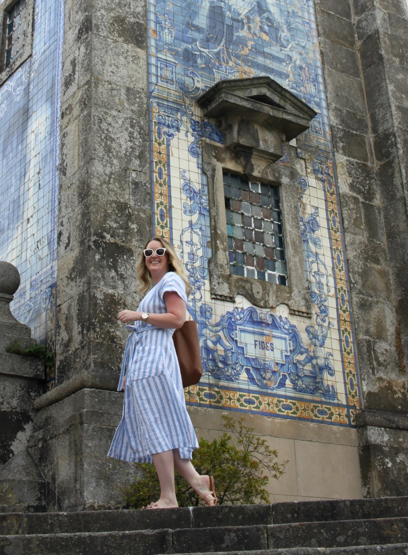 Meghan Donovan of wit & whimsy in Porto, Portugal