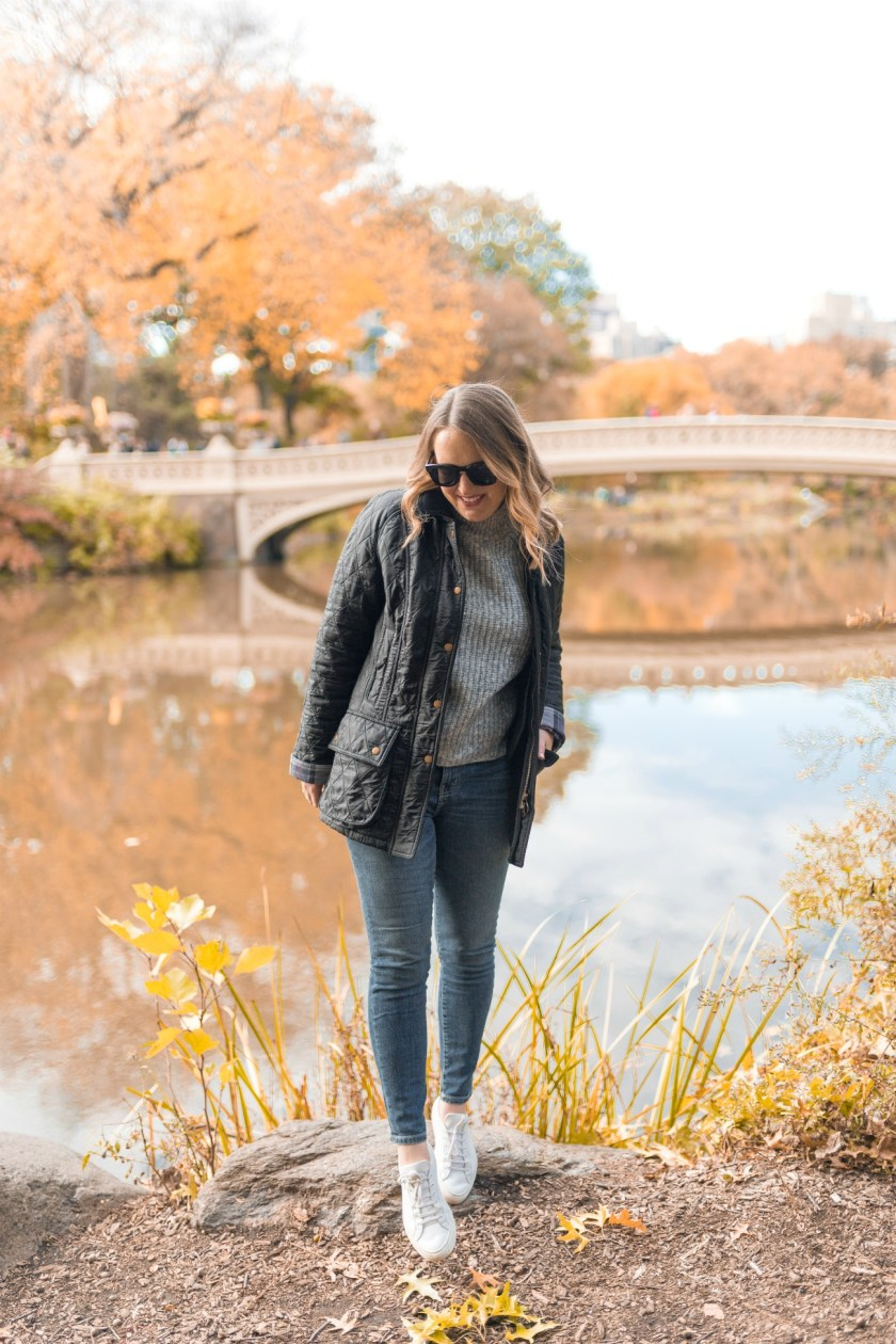 Casual Fall Outfit I wit & whimsy