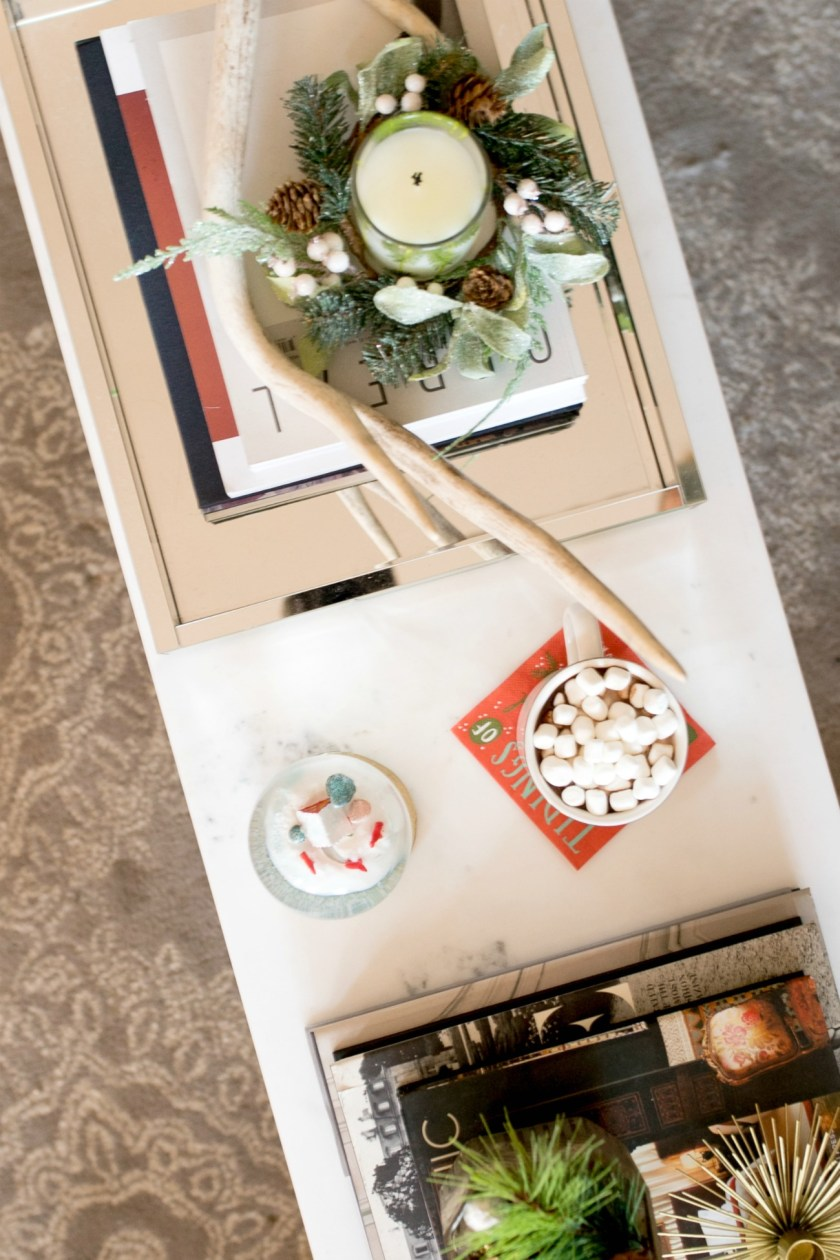 Decorating an Apartment for the Holidays I wit & whimsy