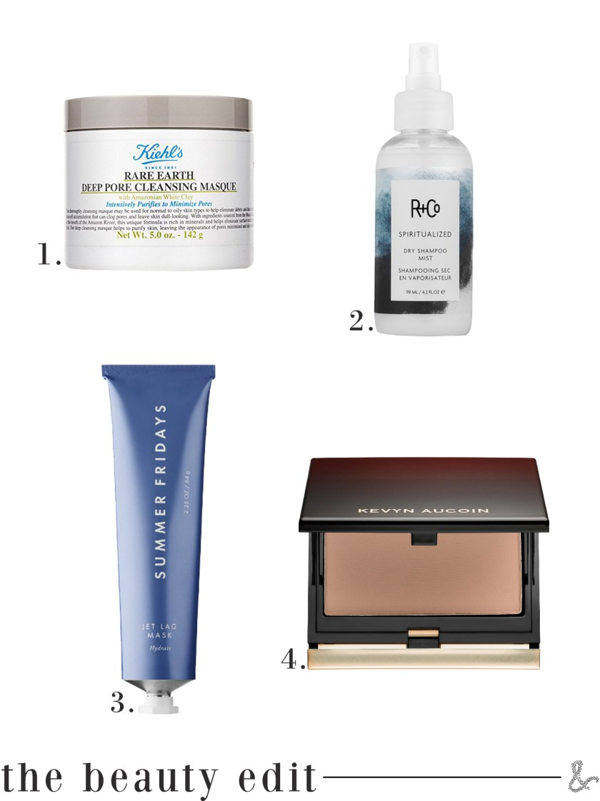 Favorite Recent Beauty Products