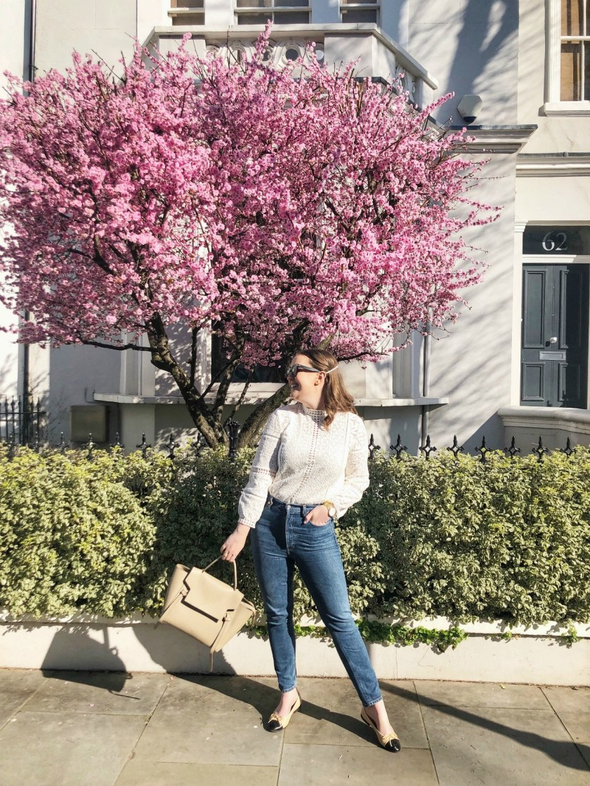 Spring in London I wit & whimsy