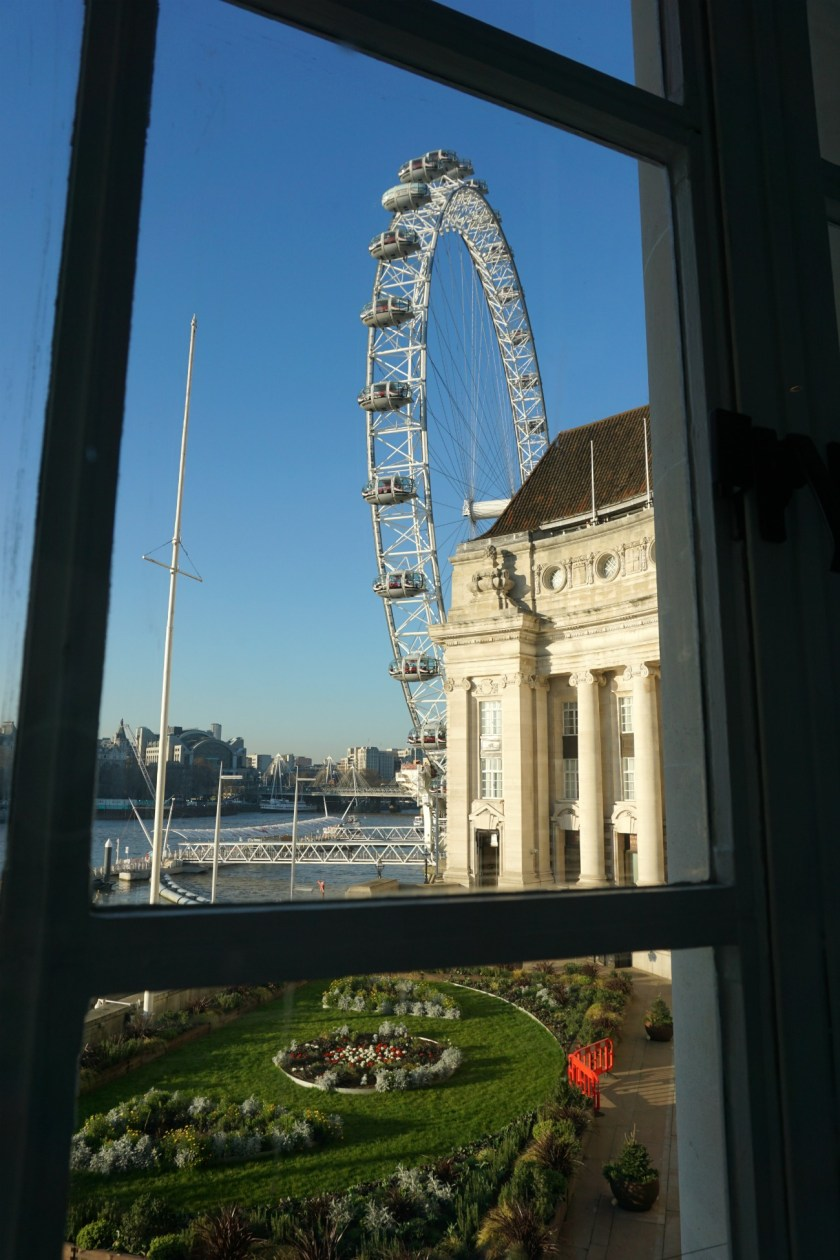 The London Eye I wit & whimsy