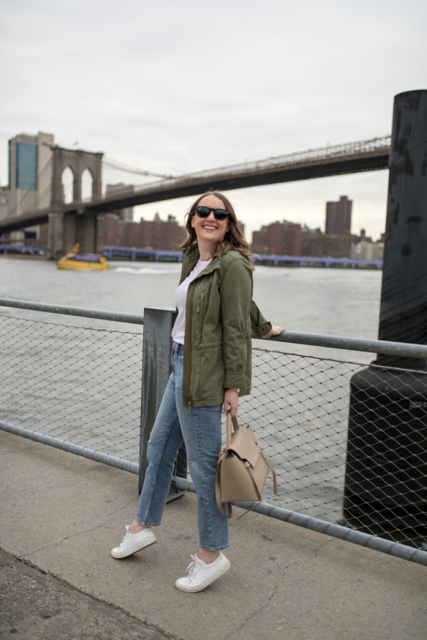Easy Weekend Outfit I wit & whimsy