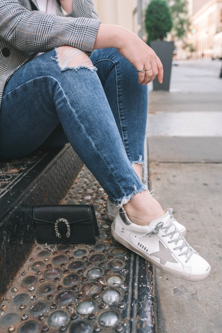 Golden Goose Sneakers I wit & whimsy