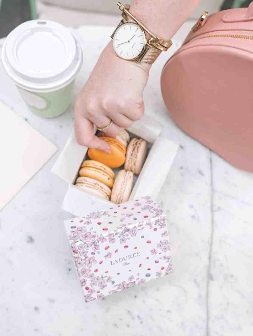 Laduree Macarons I wit & whimsy