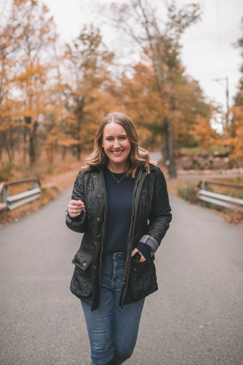 Barbour Beadnell Jacket I wit & whimsy