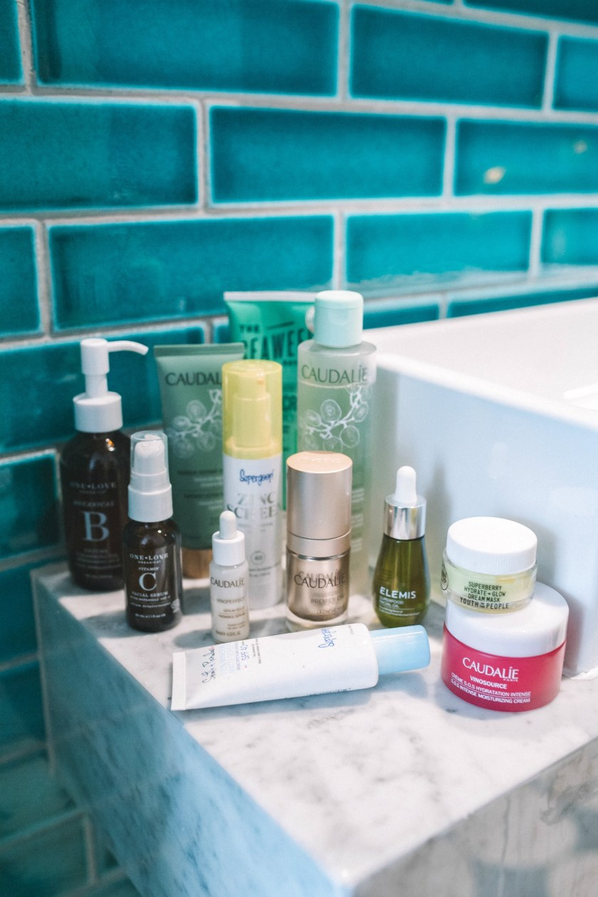 Clean Beauty Routine I wit & whimsy