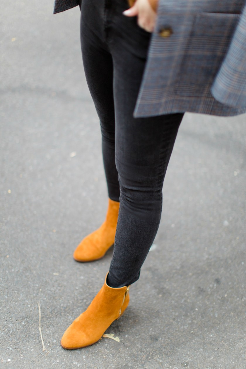 Sarah Flint Perfect Zip Bootie I The Best Shoes for Fall & Winter