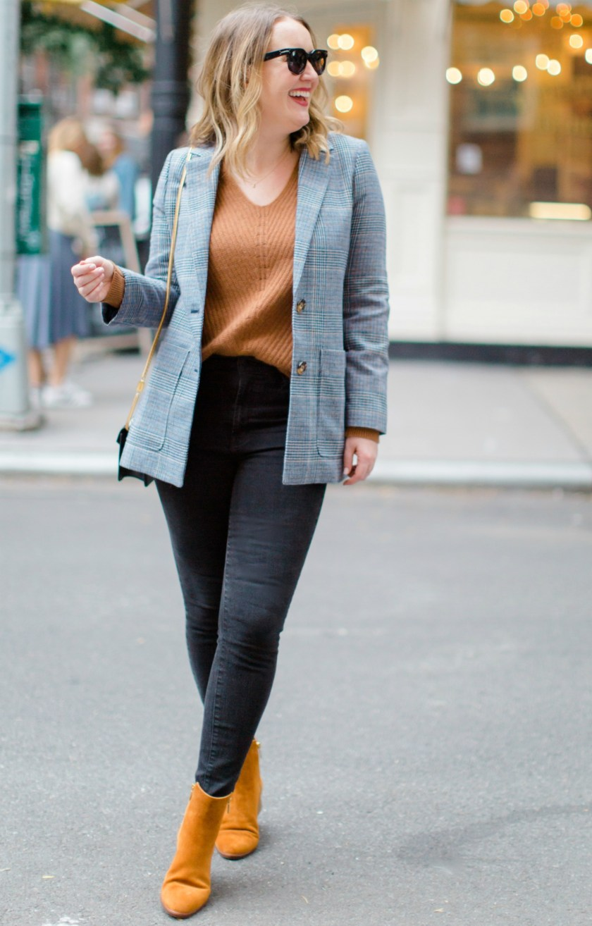 Classic Fall Colors Outfit I wit & whimsy
