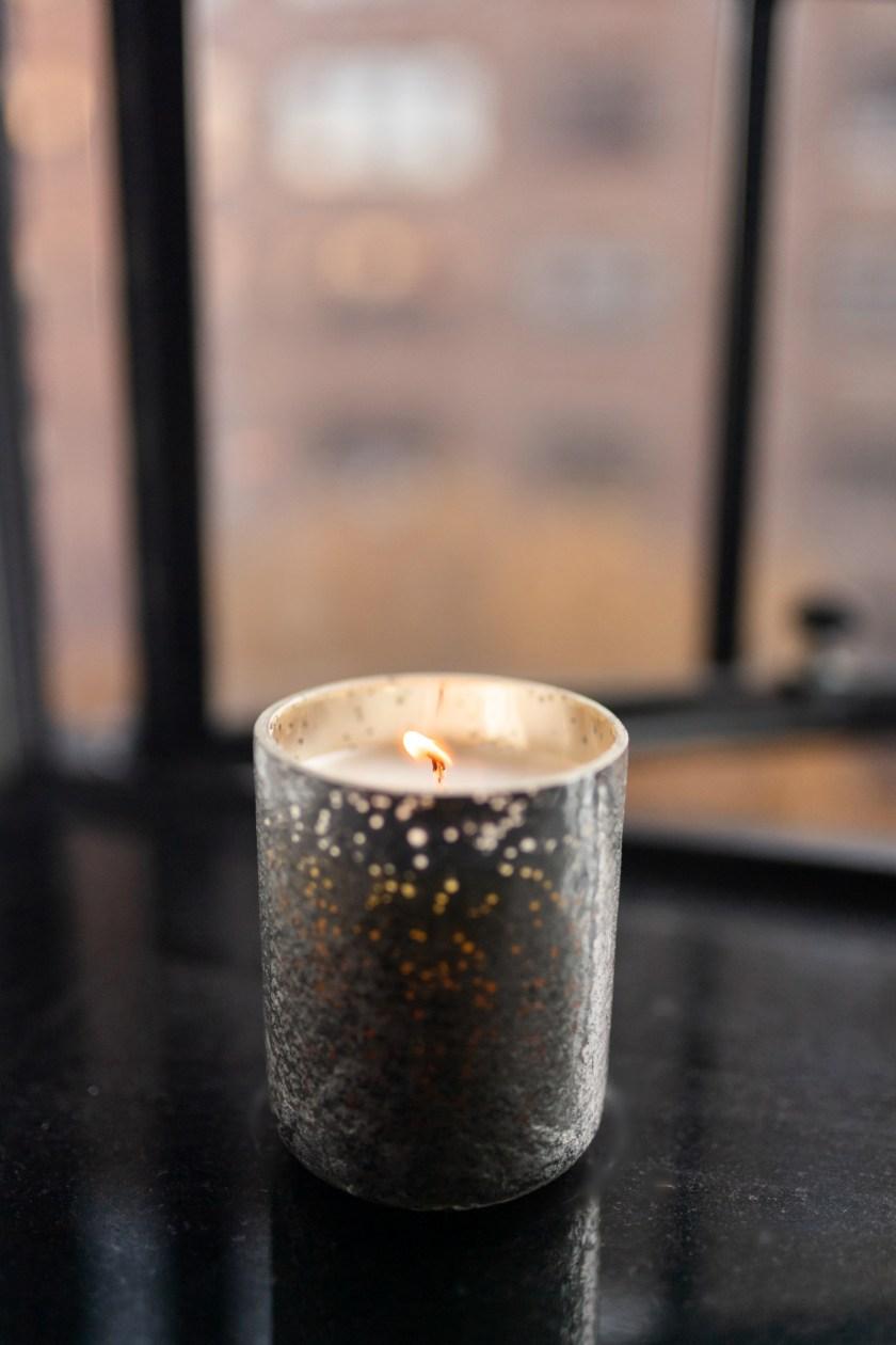 Illume Balsam Holiday Candle