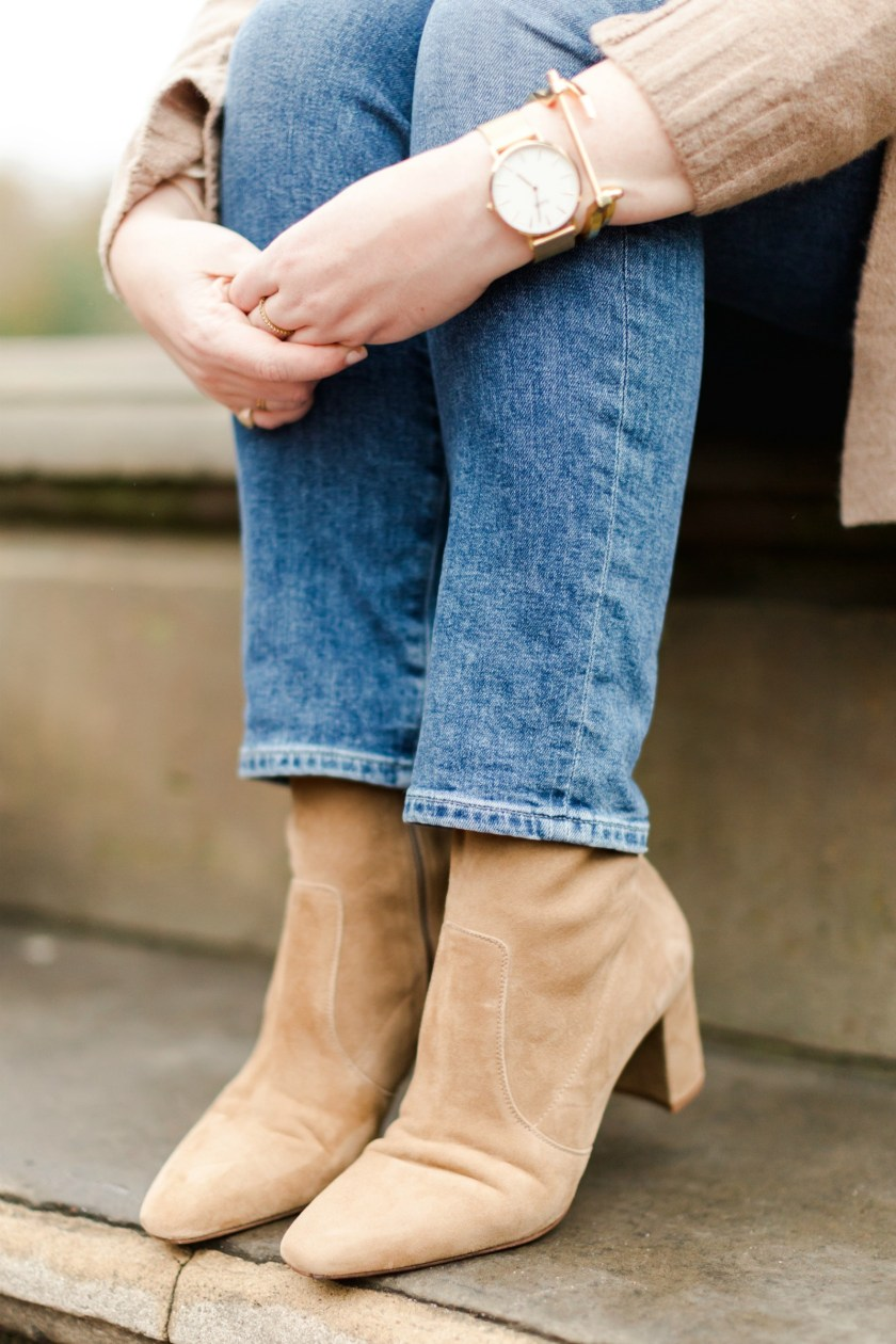 Inez Boot Review I wit & whimsy
