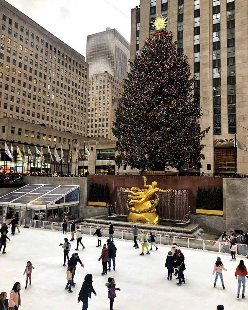 The Most Instagram-Worthy Holiday Spots in NYC