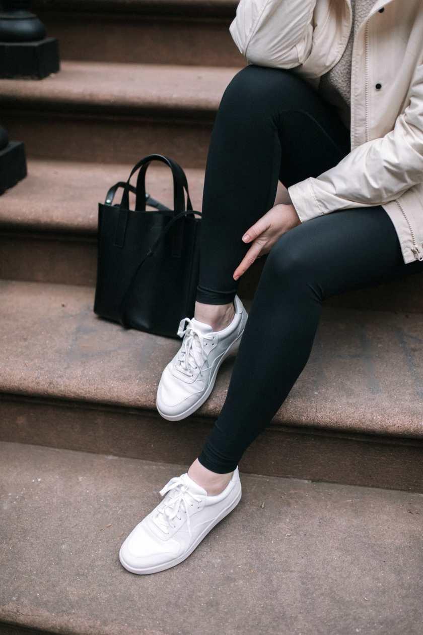 Everlane Court Sneaker I wit & whimsy