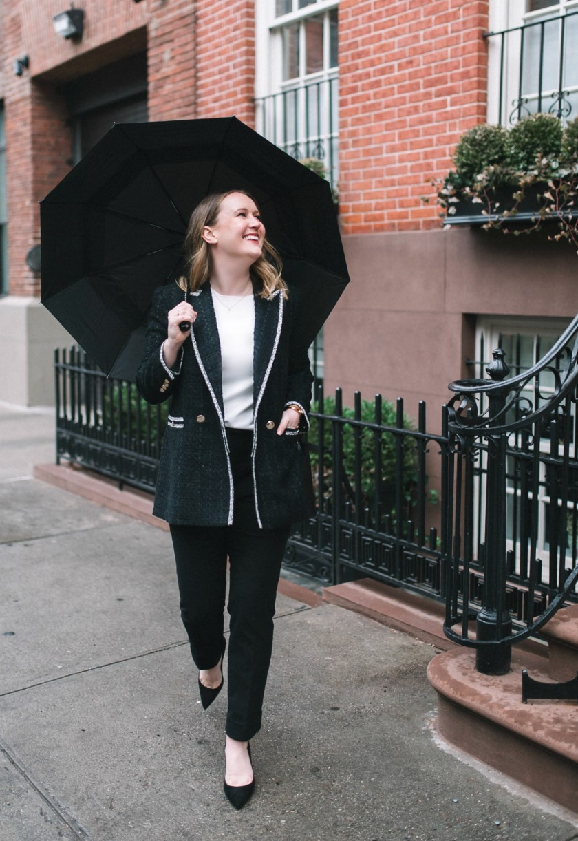 Black Pants Three Ways I wit & whimsy
