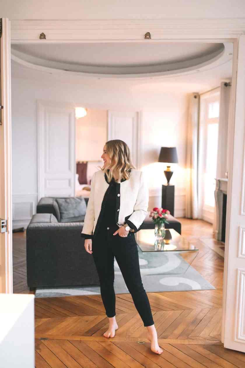 Paris Apartment I wit & whimsy