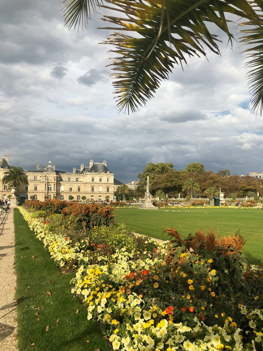 Luxembourg Gardens I Paris I wit & whimsy