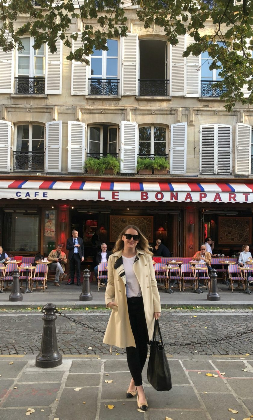 Paris café I wit & whimsy