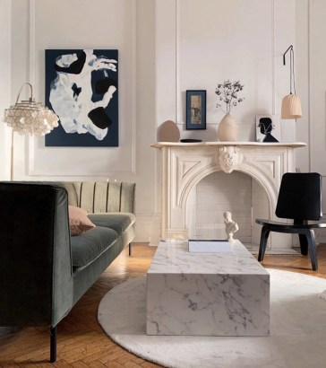 Parisian Apartment Design I wit & whimsy