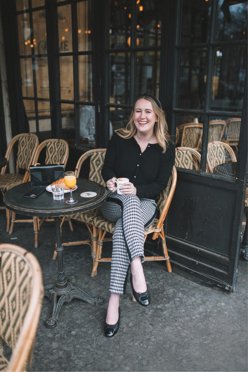 Breakfast in Paris I wit & whimsy