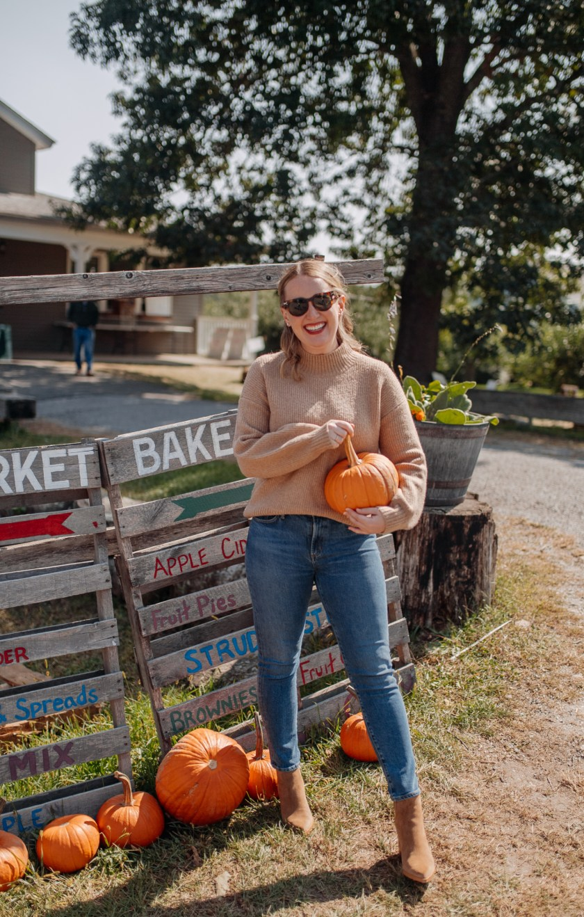 Favorite Sweater Styles | Chic Fall Outfit I wit & whimsy