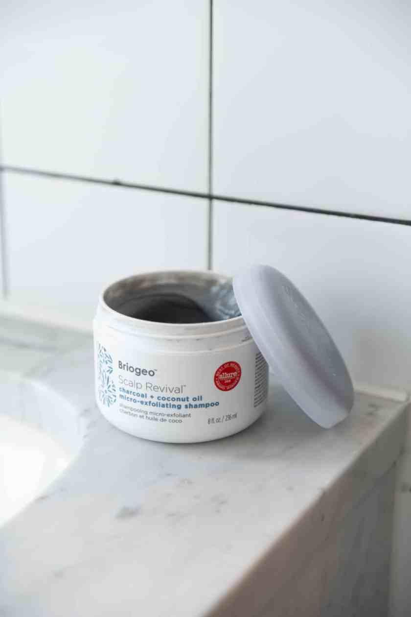 Briogeo Charcoal Shampoo Review I wit & whimsy