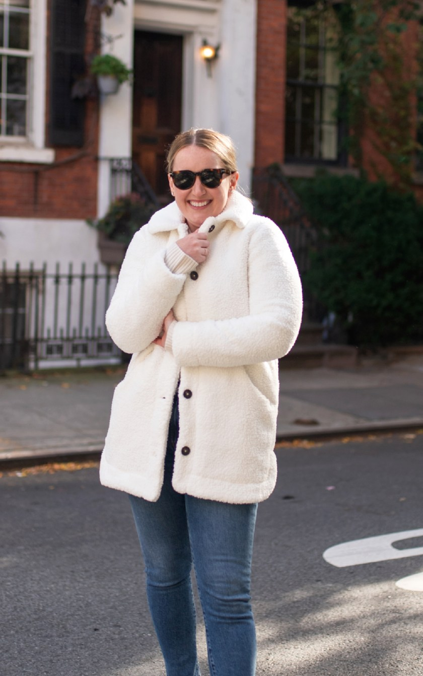 The Best Sherpa Jackets and Sweaters